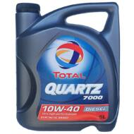 Total Quartz 7000 Diesel 10w40 5 liter