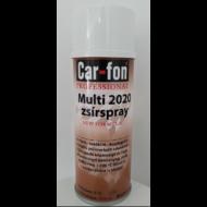 CarloFon - Multi 2020 zsír spray, 400 ml