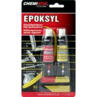 Chemistik - Epoksyl ragasztó, 2*20 g (2 Komp.)
