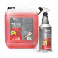 CLINEX W3 Forte nagy hatékonyságú savas szaniter tisztítószer PH1 1L (6 flak./#)