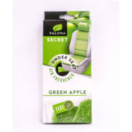Paloma autóparfüm - Secret - Zöld Alma - 40 gr