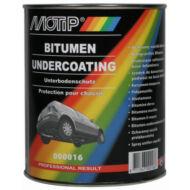 Motip - Kenhető, bitumenes alvázvédő, 1,3 kg
