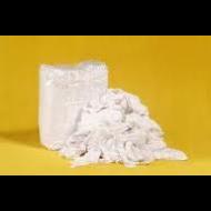 Ipari törlőrongy, fehér, 10 kg, prémium