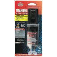 Versachem - Titanium epoxy, 25 ml