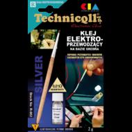 Technicoll - Elektromos fűtőszáljavító ragasztó, 2g