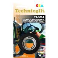 Technicoll - Kétoldalú autós ragasztó szalag 1,5m*19mm