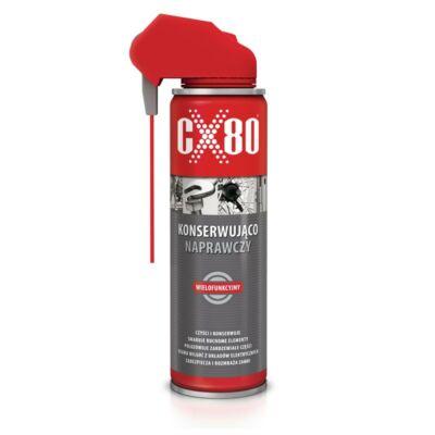 CX-80 - univerzális kenőanyag, spray, szórófejes, 250ml