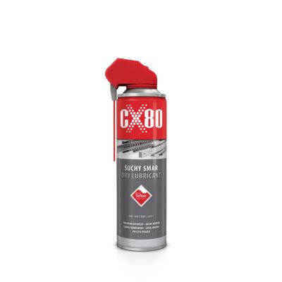 CX-80 Száraz Teflon Spray, szórófejjel, 500 ml