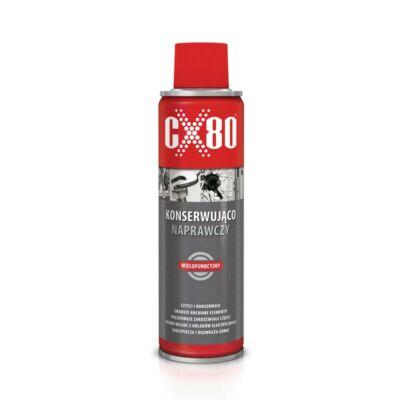 CX-80 - univerzális kenőanyag, spray, 250ml