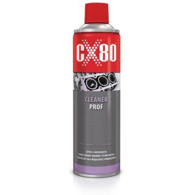 CX-80 - Profi Oldószeres Tisztító, 500ml