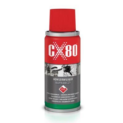 CX-80 - Univerzális kenőanyag teflonos, 100ml