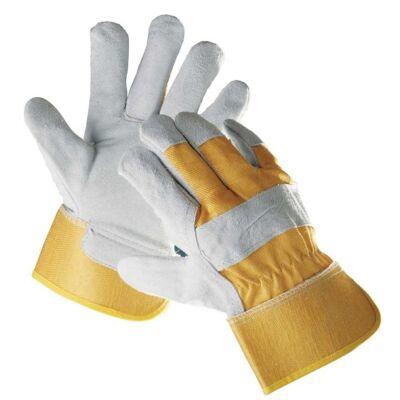 Eider - Sárga-szürke munkavédelmi kesztyű
