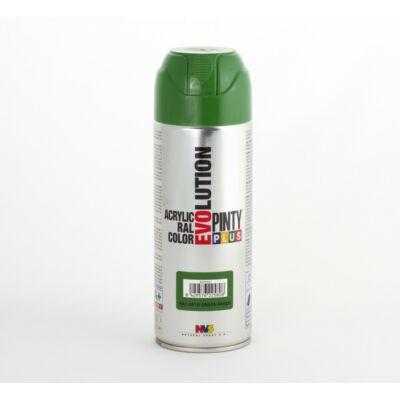 Pinty EVO akril RAL 6010 400ml Fű zöld (Grass Green)