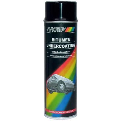 Motip - Alvázvédő spray, bitumenes, 500 ml