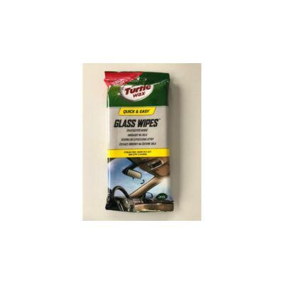 Turtle Wax - Üvegtisztitó Kendő (25db/tasak)