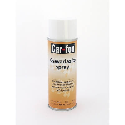 CarloFon - Csavarlazító spray, 400 ml