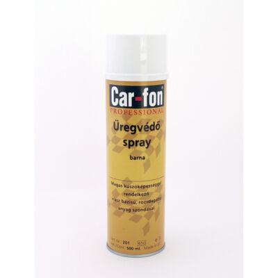 CarloFon - Üregvédő spray + szonda, barna, 500 ml