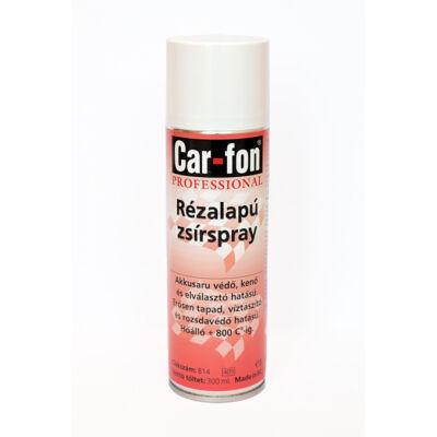 CarloFon - Réz spray, 800°C, 300 ml