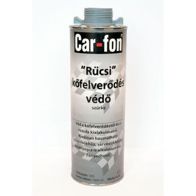 CarloFon - Rücsi literes, szürke, 1000 ml
