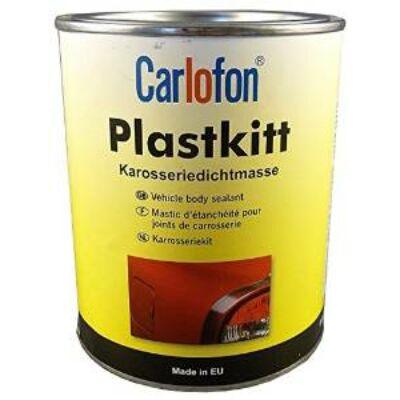 CarloFon - Plastkitt, kenhető tömítő, 1 kg, szürke