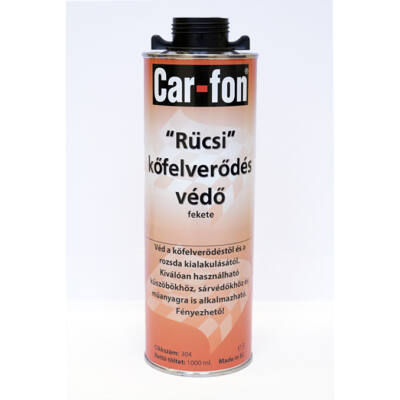 CarloFon - Rücsi literes, fekete, 1000 ml