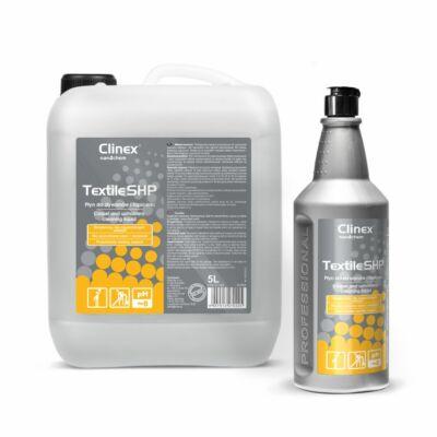 CLINEX Textile SHP szőnyeg- és kárpittisztító sampon PH8 1L (6 flak./#)