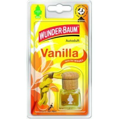 Wunder-Baum - Üveges, Vanília, 4,5 ml