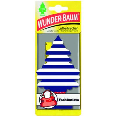 Wunder-Baum - Fashionista (Kék-fehér csíkos)