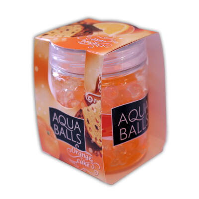 Paloma Aqua Balls - Narancs Torta 150gr