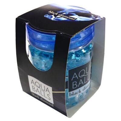 Paloma Aqua Balls - Fekete Gyémánt, 150gr