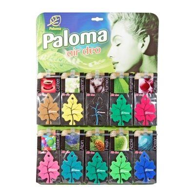 Paloma Gold illatosító display (60 db) 60db/tábla