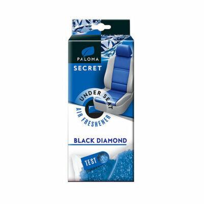 Paloma autóparfüm - Secret - Black Diamond - 40 gr