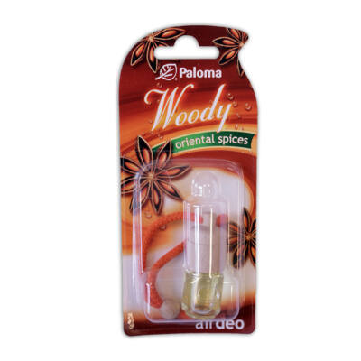 Paloma WOODY - Oriental Spices