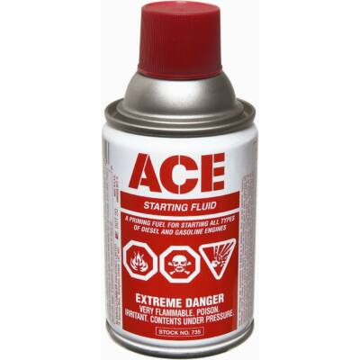 KleenFlo - Hidegindító spray, ACE, 211 g