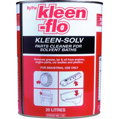 KleenFlo - Alkatrészmosó, 20 literes hordó
