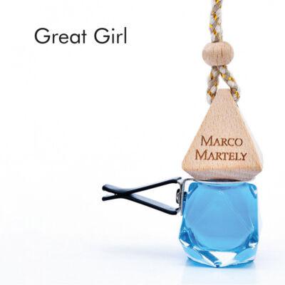 Marco Martely - Great Girl (Carolina Herrera Good Girlihletésű)7ml női
