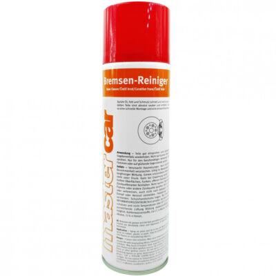 MasterCar féktisztító spray, 500 ml