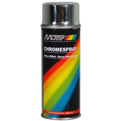 Motip - Króm effekt spray, arany, 400 ml
