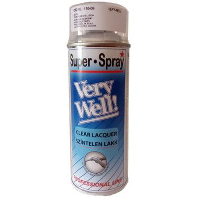Motip - Színtelen, fényes, lakkspray, 400 ml