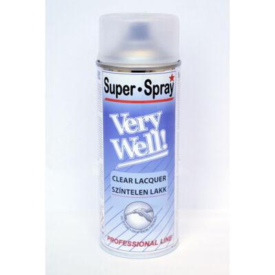 Motip - Színtelen, matt lakk spray, 400 ml