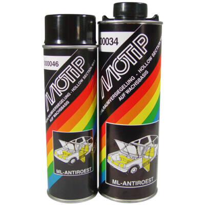 Motip - Üregvédő spray waxos, 500ml