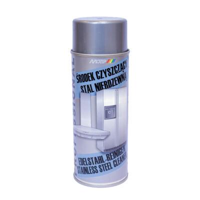 Motip - Rozsdamentes acél tisztító (inox tiszt), 400 ml
