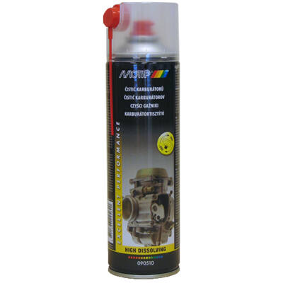 Motip - Karburátortisztító spray, 500 ml