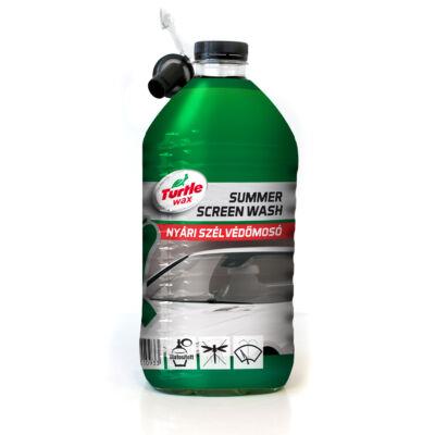 Turtle Wax Nyári szélvédőmosó 4L kiöntővel
