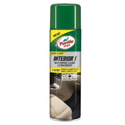 Turtle Wax Essential kárpittisztító aerosol 500ml