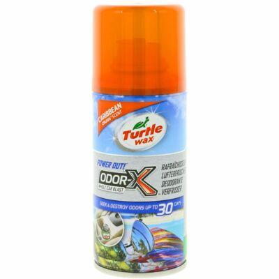 """Turtle Wax Power Out szagsemlegesítő """"KARIB"""" illatban 100 ml"""