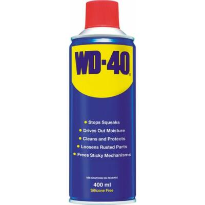 WD-40 többfunkciós spray, 400ml